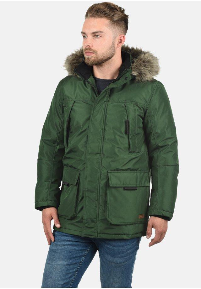 PARKIN - Winter jacket - green