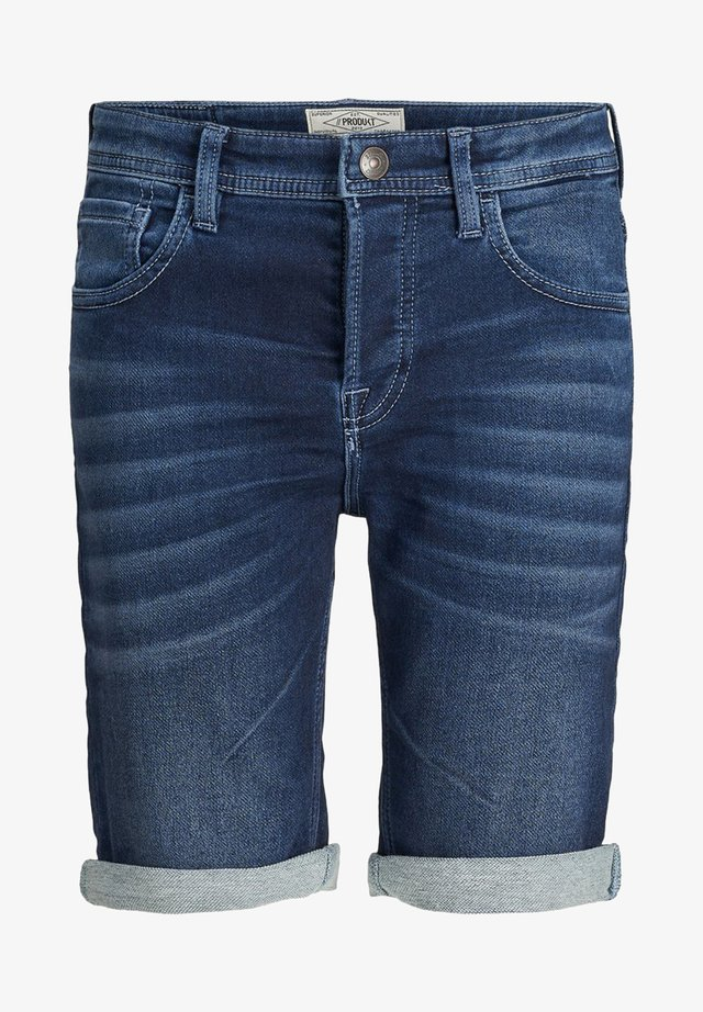 JEANSSHORTS JUNIOR - Farkkushortsit - medium blue denim