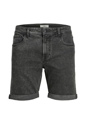 Jeans Short / cowboy shorts - dark grey denim
