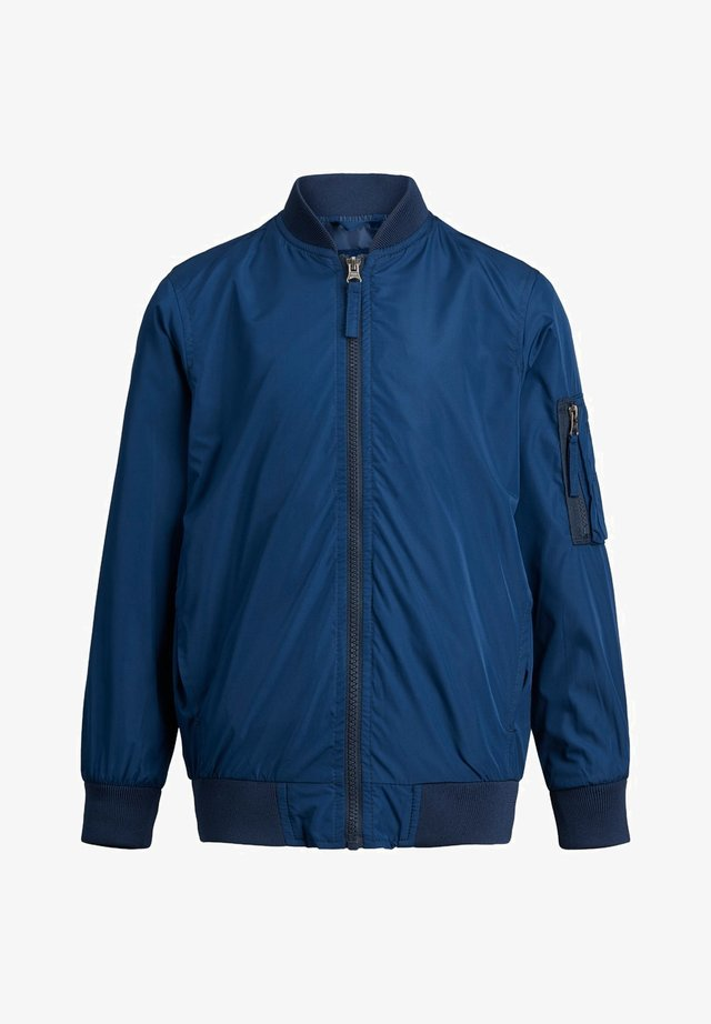 Bomber Jacket - estate blue