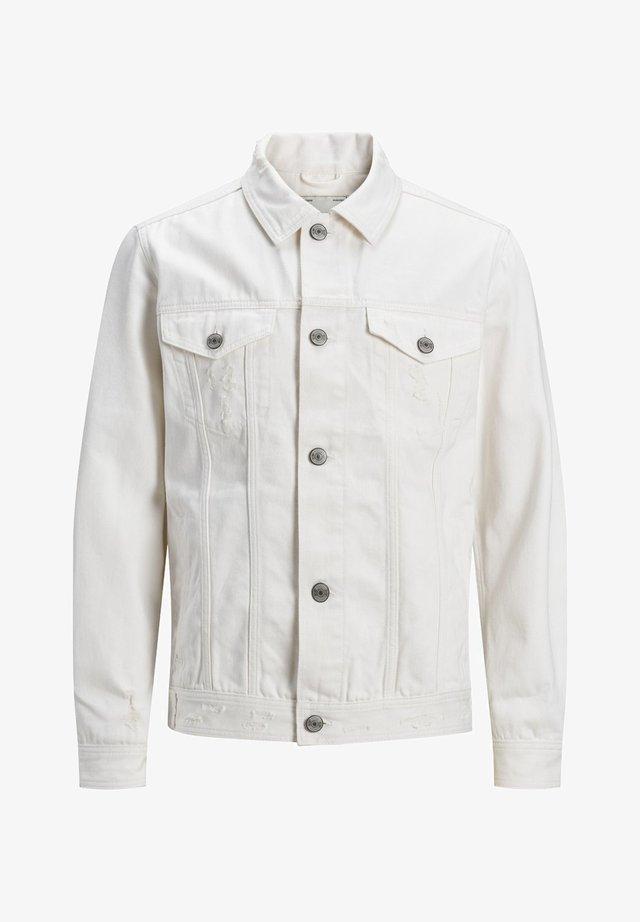 Jeansjacka - white denim