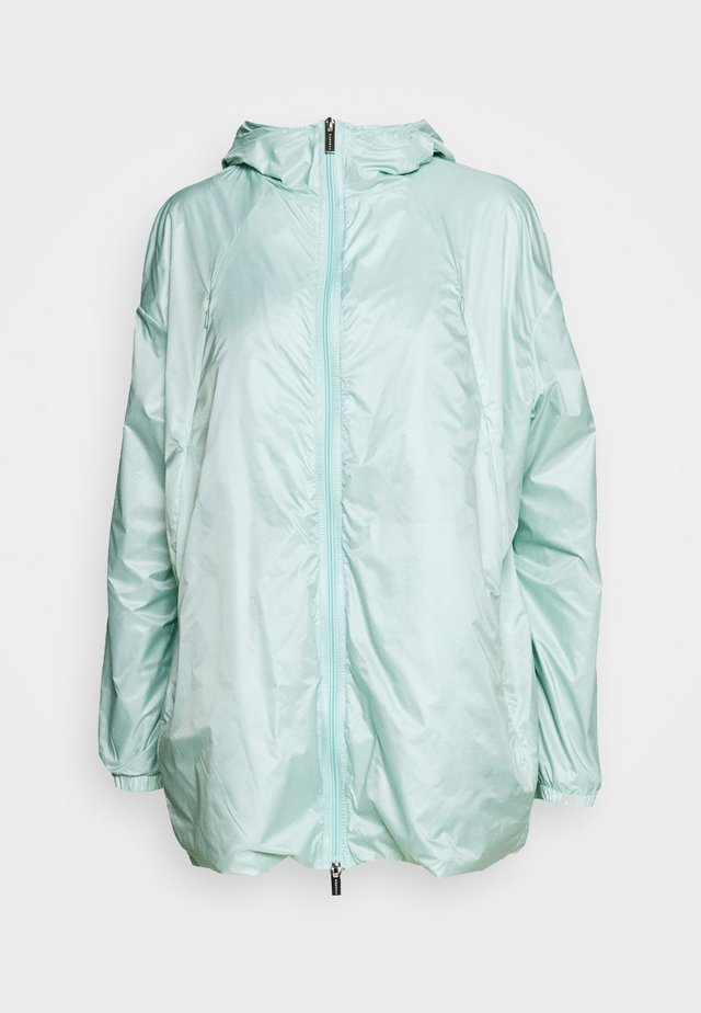 WATER REPELLENT AND WINDPROOF - Regnjakke / vandafvisende jakker - blue haze