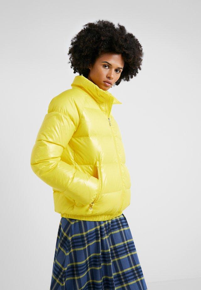 VINTAGE MYTHIC - Down jacket - golden