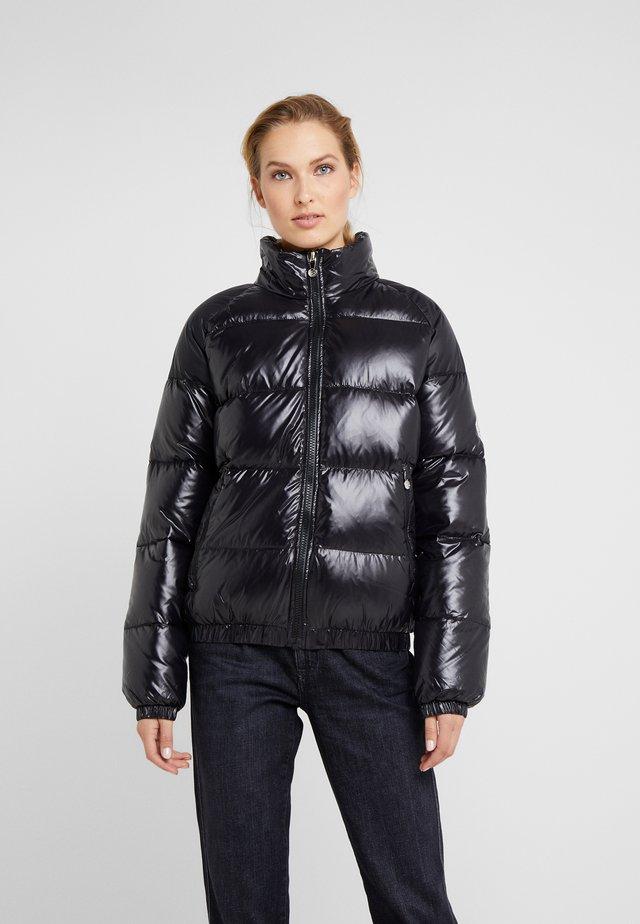 VINTAGE MYTHIC - Down jacket - black