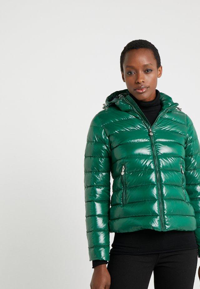 SPOUTNIC SHINY - Down jacket - buis