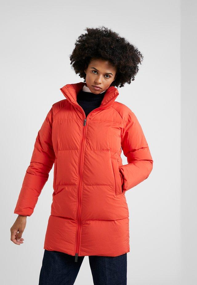 BARROW - Down coat - tangerine