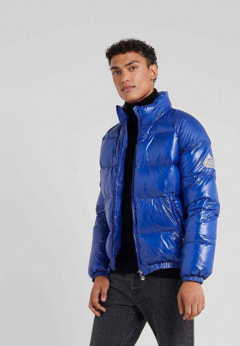 PYRENEX - VINTAGE MYTHIC - Down jacket - blue