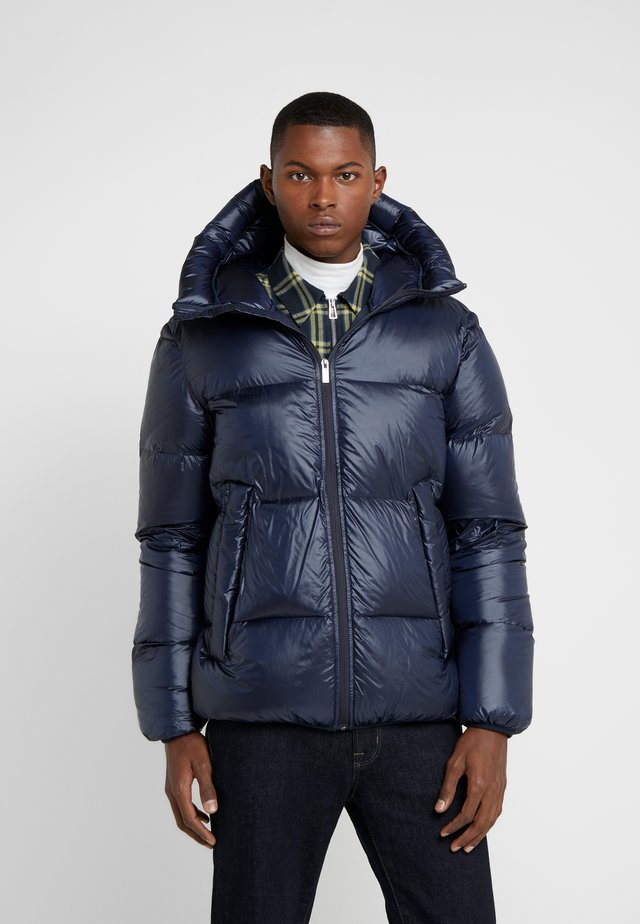 BARRY - Down jacket - amiral