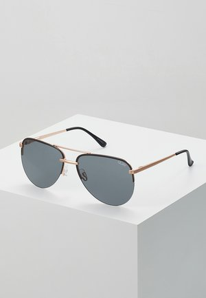 QUAYXJLO THE PLAYA - Sonnenbrille - rose gold-coloured