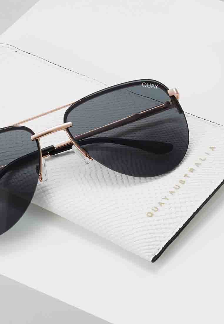 QUAY AUSTRALIA - QUAYXJLO THE PLAYA - Solbriller - rose gold-coloured