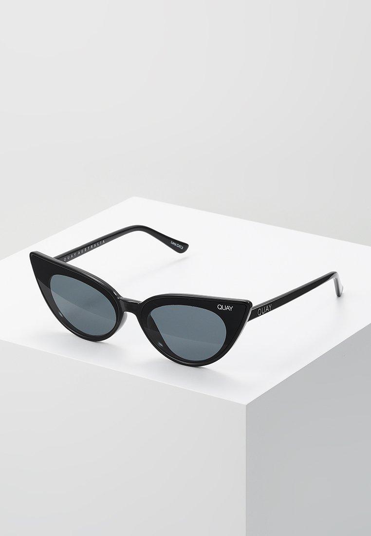 QUAY AUSTRALIA - SHINE ON - Sonnenbrille - black