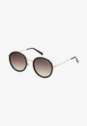 FIREFLY - Sunglasses - black/gold