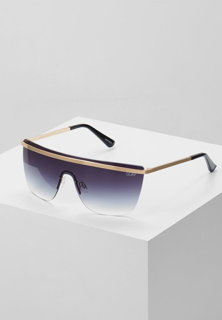 QUAY AUSTRALIA - QUAYXJLO GET RIGHT - Aurinkolasit - gold-coloured/black
