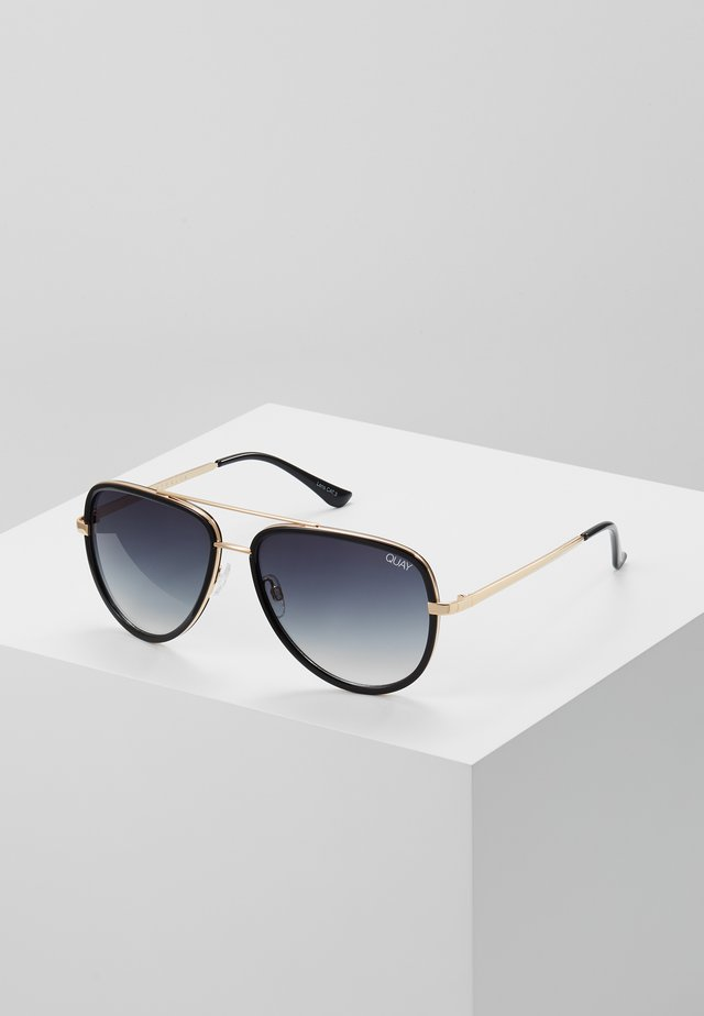 ALL IN - Okulary przeciwsłoneczne - black