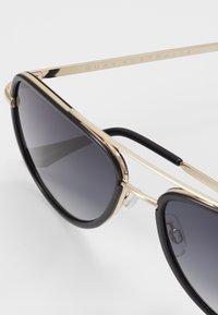 QUAY AUSTRALIA - ALL IN MINI - Sunglasses - black - 2
