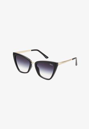 REINA MINI - Sunglasses - black/fade