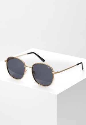 JEZABELL TWIST LIZZO - Sonnenbrille - gold-coloured/black