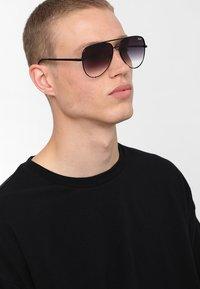 QUAY AUSTRALIA - HIGH KEY - Sunglasses - black - 1