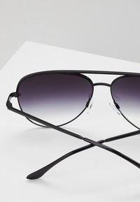QUAY AUSTRALIA - HIGH KEY - Sunglasses - black - 4