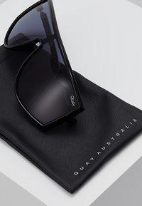 QUAY AUSTRALIA - COSMIC - Sluneční brýle - black - 2