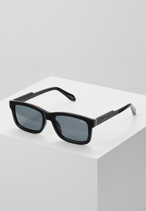 SQUARE - Gafas de sol - hi shine black/smoke