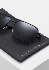 QUAY AUSTRALIA - POSTER BOY - Sunglasses - black - 2