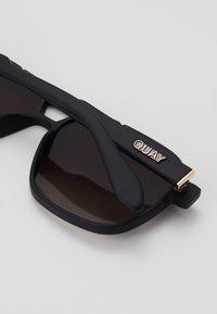 QUAY AUSTRALIA - NEMESIS - Sunglasses - matte black/navy - 2