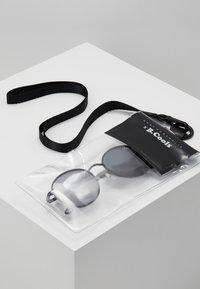 QUAY AUSTRALIA - OMEN - Sunglasses - black - 2
