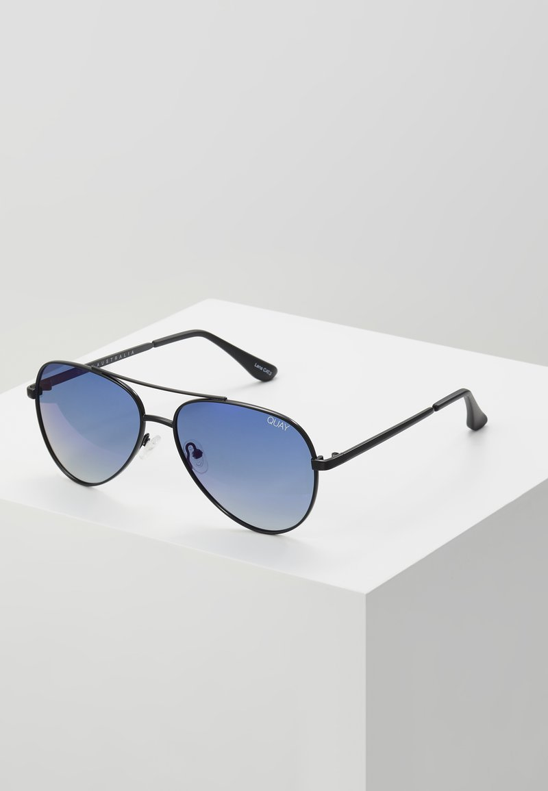 QUAY AUSTRALIA - FIRST CLASS - Sunglasses - black/navy