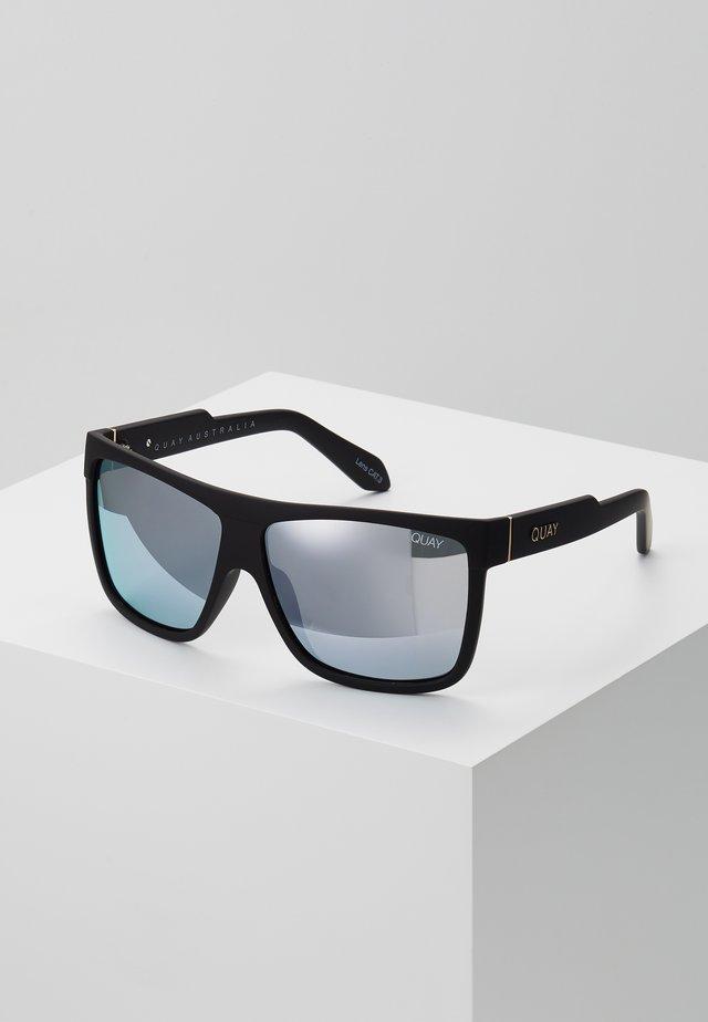 BARNUN - Okulary przeciwsłoneczne - black/blue