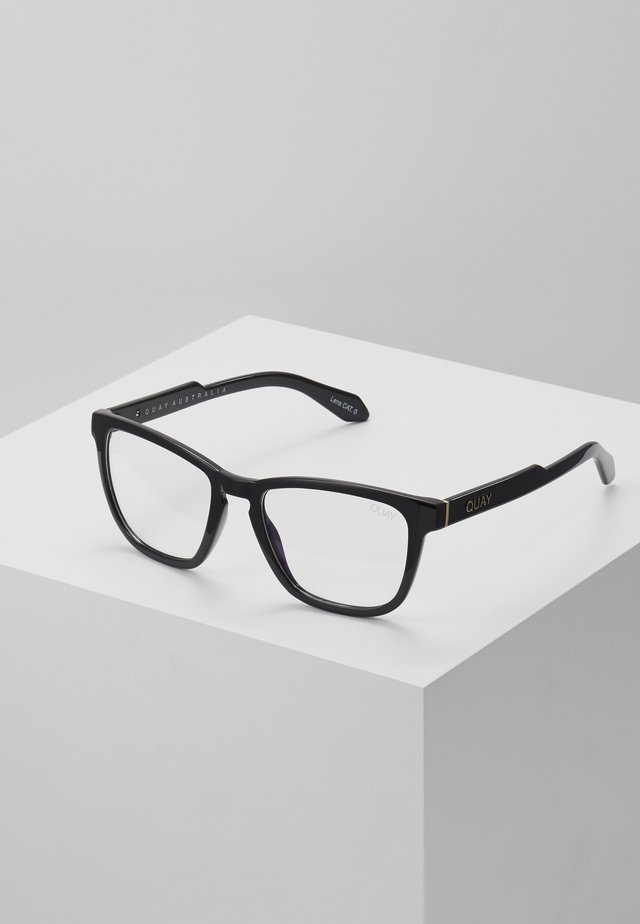 HARDWIRE BLUE LIGHT - Sonnenbrille - black