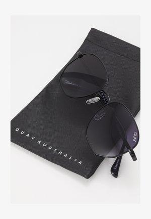 BIG TIME - Sonnenbrille - black/smoke