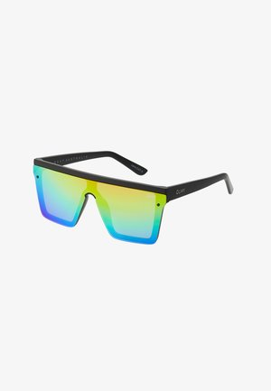 HINDSIGHT - Sonnenbrille - matte black/rainbow