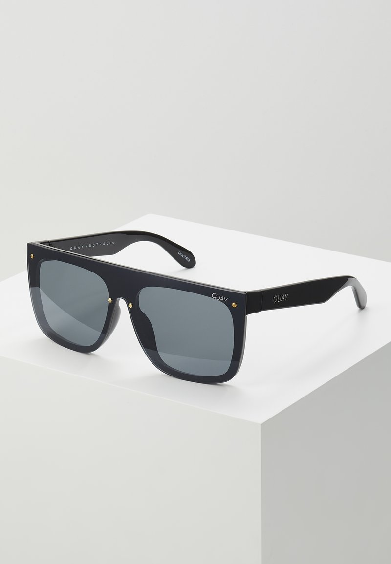 QUAY AUSTRALIA - JADED - Sunglasses - black