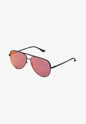 HIGH KEY - Sluneční brýle - black