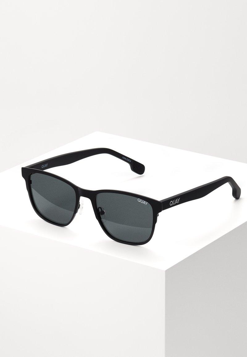 QUAY AUSTRALIA - MONTE CARLO - Sunglasses - black