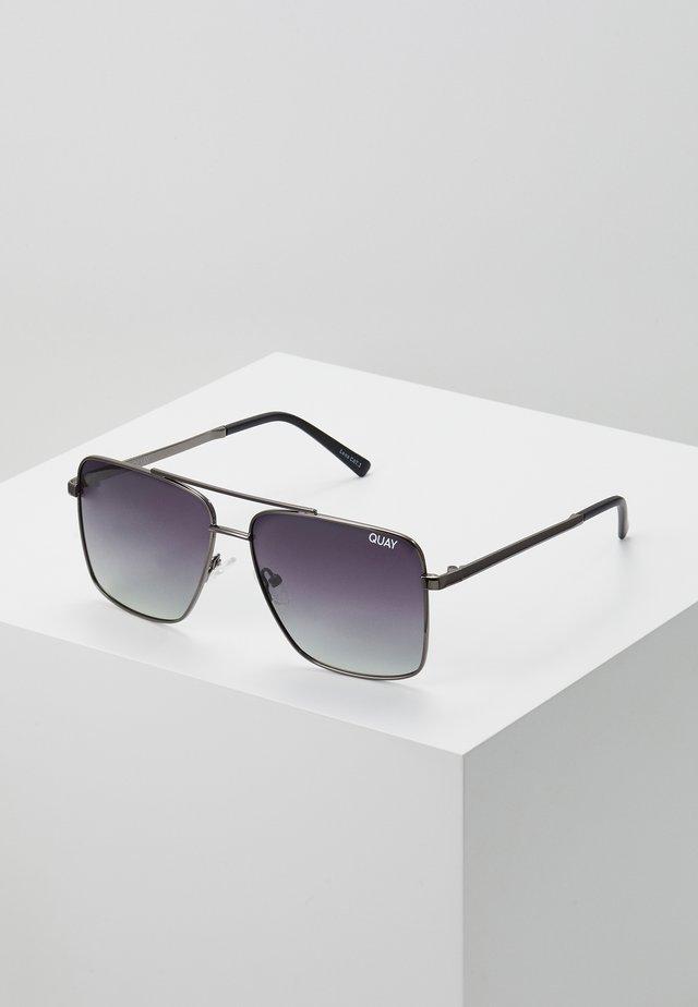 AIR CONTROL - Sluneční brýle - gunmetal/smoke