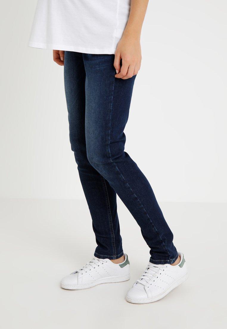 Queen Mum - ELLA - Slim fit jeans - dark wash