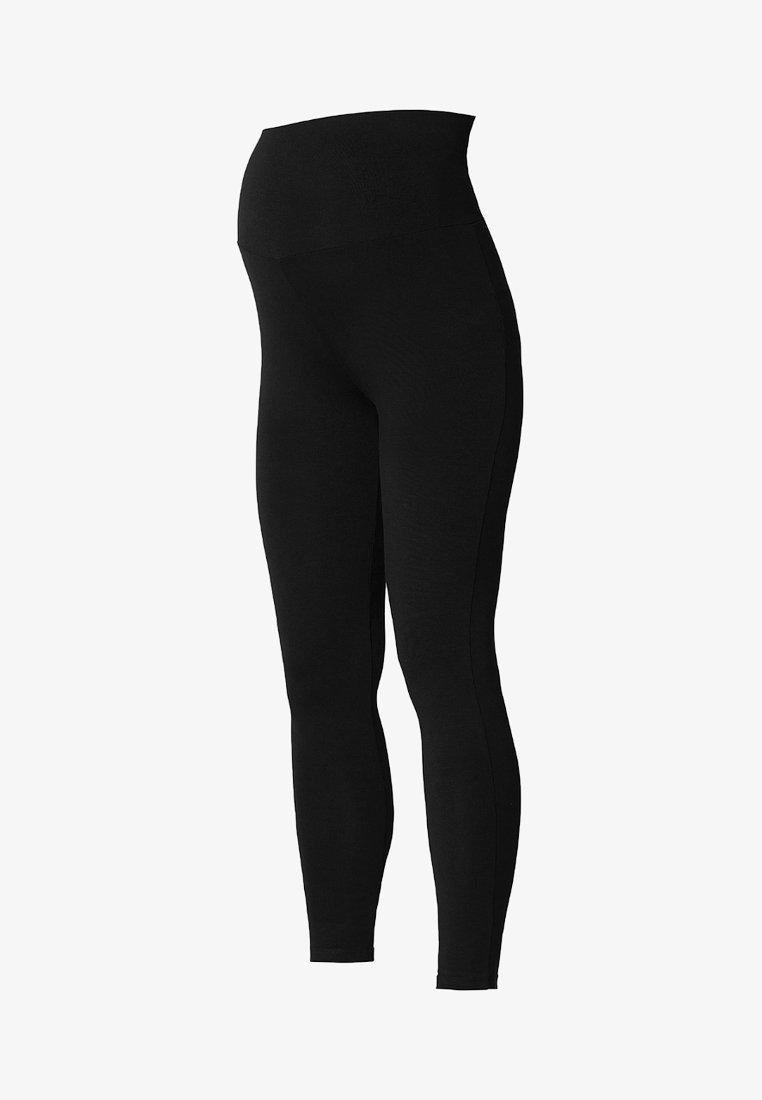 Queen Mum - Leggings - Trousers - black