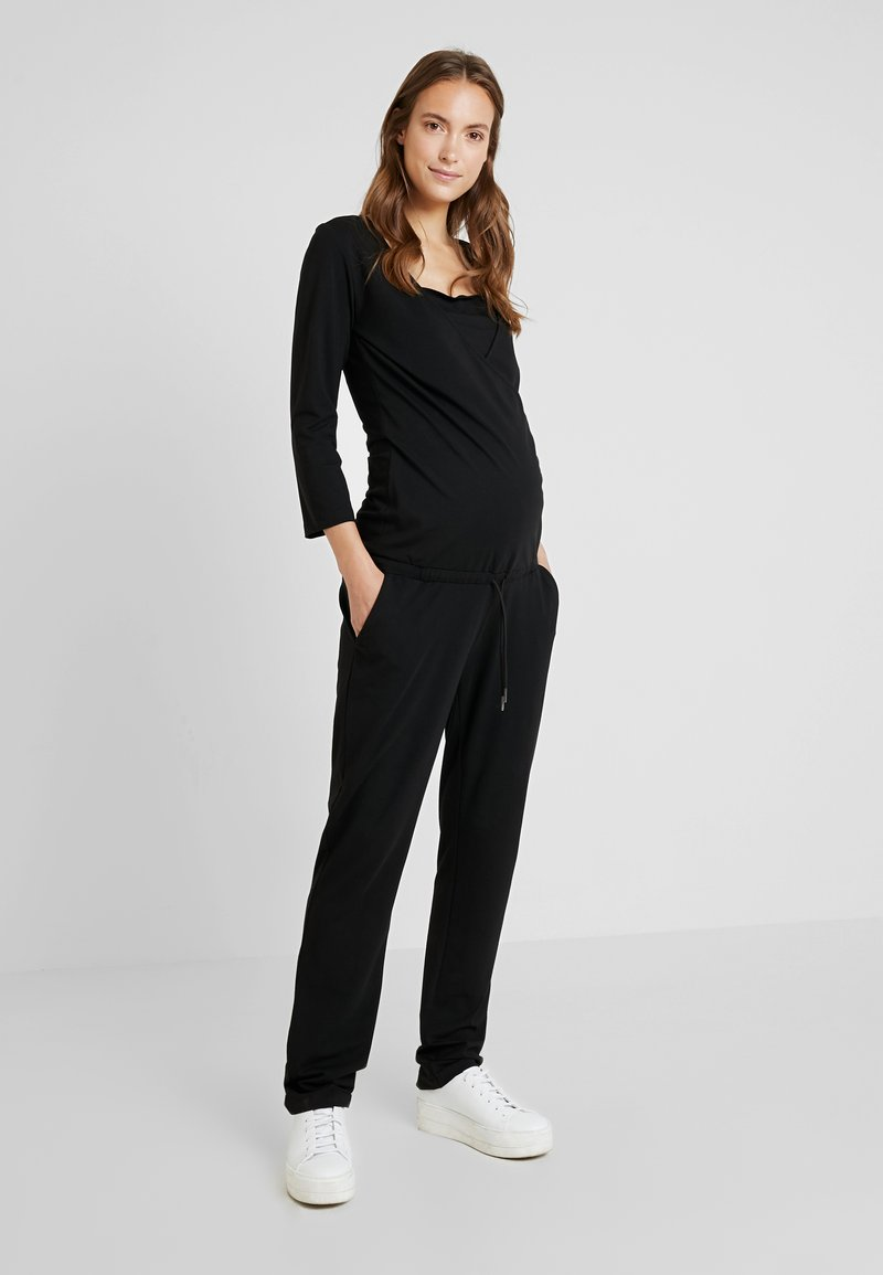 Queen Mum - Tuta jumpsuit - black