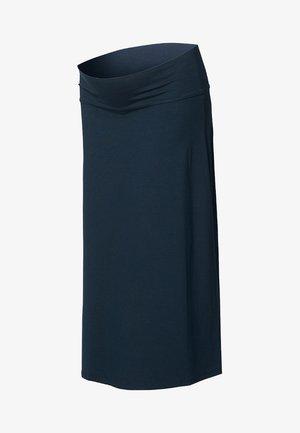 Maxi sukně - navy