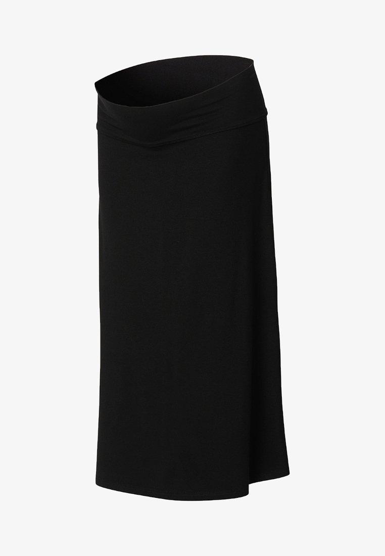 Queen Mum - Falda larga - black