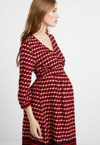 Queen Mum - DRESS 3/4 - Denní šaty - formula one - 3