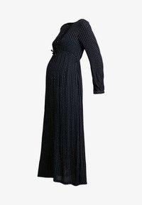 Queen Mum - DRESS LONG - Vestito lungo - black - 6