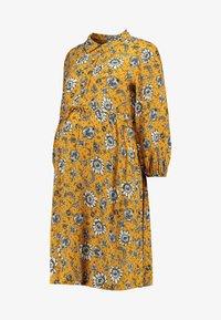 Queen Mum - SEATLE DRESS - Sukienka koszulowa - sunflower - 5