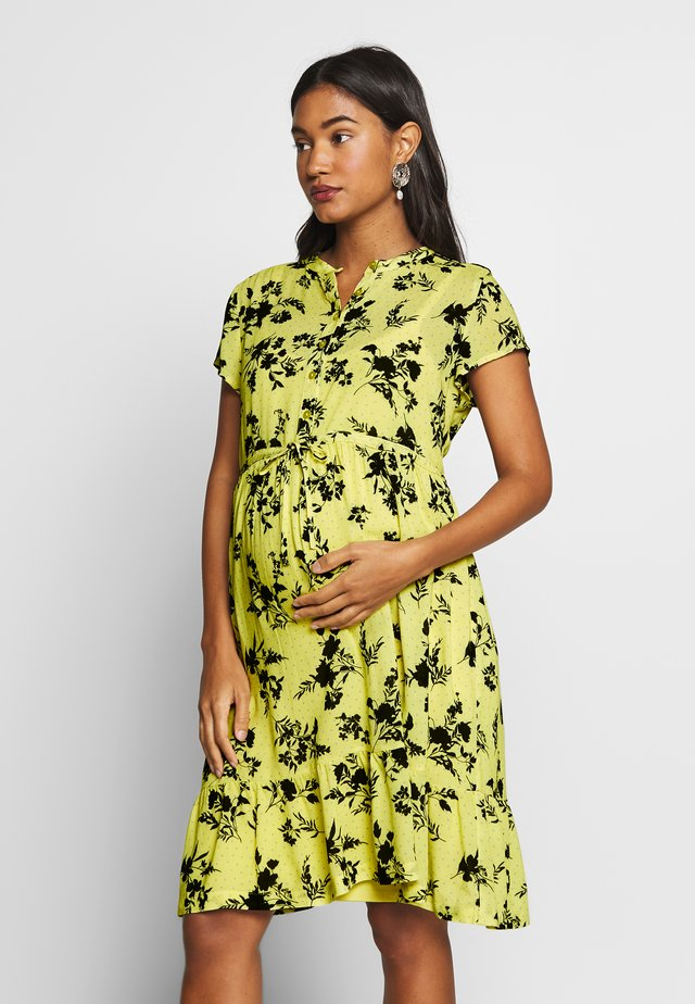 DRESS NURS BANGKOK - Korte jurk - sunshine