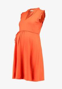 Queen Mum - DILI DRESS - Žerzejové šaty - emberglow - 5