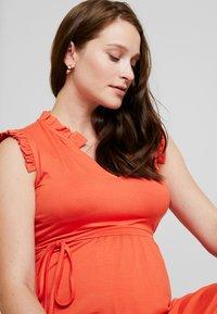 Queen Mum - DILI DRESS - Žerzejové šaty - emberglow - 4