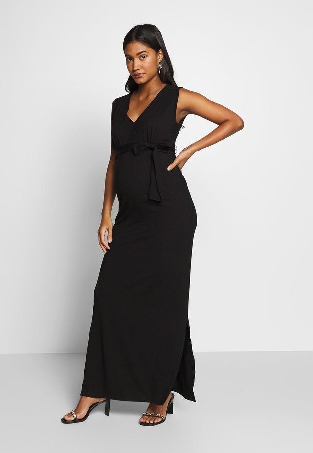 DRESS MAXI NURS JAKARTA - Robe longue - black