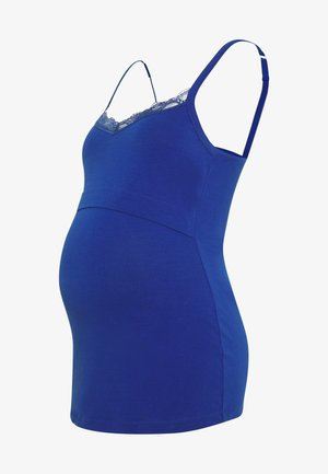 SINGLET ATHENS - Top - sodalite blue